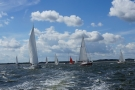 Start Baltic Polonez Cup 2013 Foto Sailportal.pl